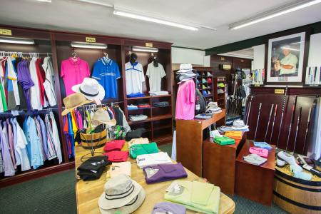 pro shop stellenbosch golf club